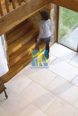 limestone tiles indoor tuscany Everton Park cleaning